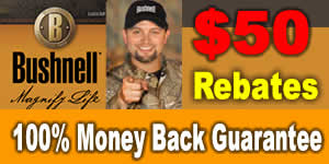 Bushnell binoculars money back guarantee