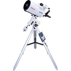 Vixen Optics VMC200L Telescope with Sphinx SXD Mount, 55037