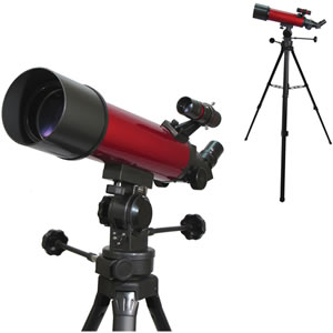 Carson RedPlanet 25-56x80 mm Refractor Telescope
