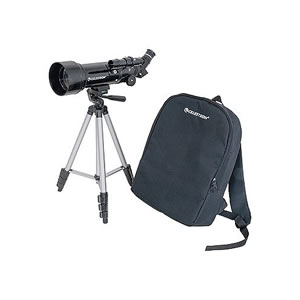 Celestron TRAVEL SCOPE 70 , BACKPACK, PHOTO TRIPOD 21035
