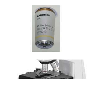 Wesco Infinity Plan Objective 10X for Lx400 Microscope