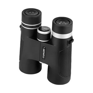 Yukon Advanced Optics 10x42 Binoculars, Matte Black