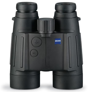 Zeiss 10 x 45 T* RF Victory, Water Proof Roof Prism Binocular with 5.7 Degree Angle of View & Built in Laser Rangefinder