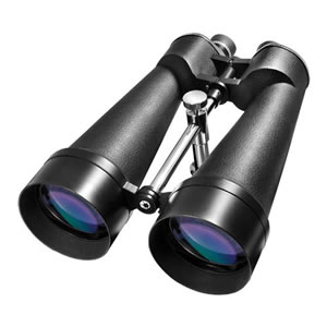 Barska 25 x 100 Cosmos, Waterproof Porro Prism Binocular with 3.0 Degree Angle of View