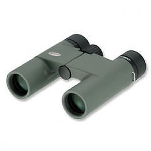 KOWA Wateproof 10x25 Roof Prism Binoculars w/ C3 Coating, Green Body