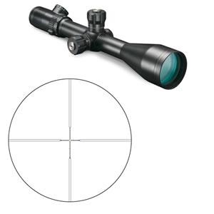 Bushnell Elite Tactical Riflescope 6-24x50 FFP Illuminated Brt-Mil