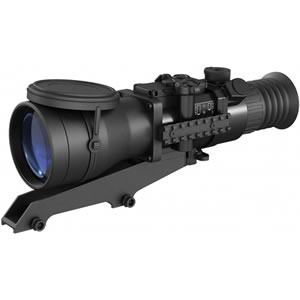 Pulsar Phantom Night Vision Rifle Scope 3x50 Standard target reticle