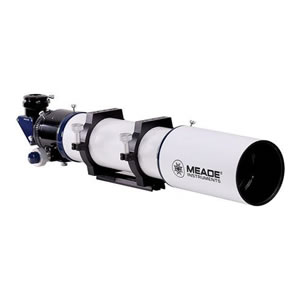 Meade Series 6000 Telescope 115mm ED Triplet Refractor, 805mm Focal Length, 8x50 Viewfinder