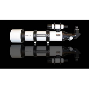 Explore Scientific AR102 f/6.5 Telescope with 8X50 Finder, 99% Two -inch Diagonal