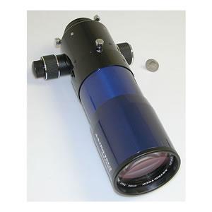 Astronomy Technologies Astro-Tech AT72ED 72mm f/6 ED doublet refractor, blue tube