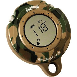 Bushnell GPS Backtrack Personal Locator International Version, Camo