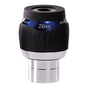 Meade Series 5000 Ultra Wide Angle 20mm 2 inch Eyepiece, 82 Degree Field of View