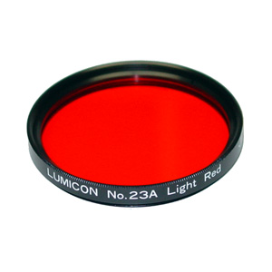 LUMICON #23A Light Red Filter - 2