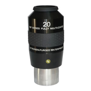 Explore Scientific Ultra-wide Angle 100 degree Series 20mm Eyepiece, 2.0