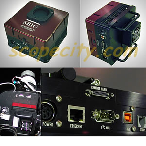 SBIG 6.3 Megapixel KAF-6303 CCD Camera with High QE and ABG