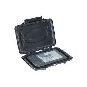 Pelican Hardback Case 1055CC for Tablets, Black with Foam