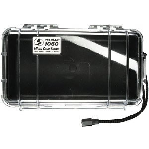 Pelican Micro Case 1060 Black with Liner