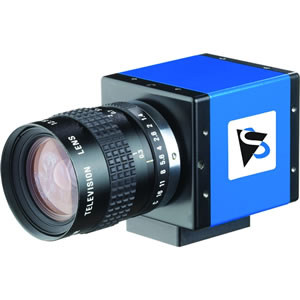 Imaging Source USB Sony Color CCD Camera without IR Cut Filter with 60 images/s, 640x480