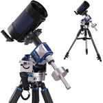 Meade Schmidt Cassegrain 6 inch SC Telescope with LX80 Multi-Mount