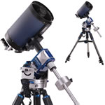 Meade Schmidt Cassegrain 8 inch SC Telescope with LX80 Multi Mount