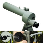 Zeiss 26 X 63mm Asiola Spotting Scope with Tripod
