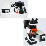 Wesco Microscope FLR C2/C3 Fluorescent Attachment for for Lx400