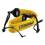 Steiner ClicLoc Floating Yellow Strap for Commander V Binoculars