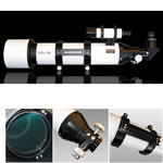Explore Scientific AR127 f/6.5 Air-Spaced Doublet Achromat Refractor