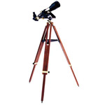 TeleVue Walnut Panoramic Mount with Brass Fittings