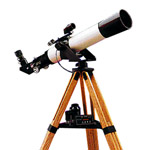 TeleVue Walnut Panoramic with Sky Tour Package