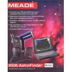 Meade Astrofinder w/ Cable Includes #506 Connector Kit