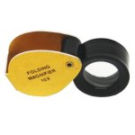 Hawk 10 Power Gold Loupe