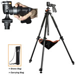 Vanguard Tripod for Spotting Scope, 26mm, 3-section leg, 65