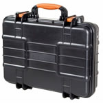 Vanguard Supreme 38F Heavy Duty Waterproof and Dustproof Professional Hard Case with Pick n Pluck Foam Interior