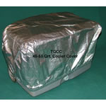 Telegizmos Field Pack Covers For Cooler For In-Field Protection & Dew Control