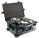 Pelican 1610 Accessory Case, Unbreakable, watertight, dust proof, chemical resistant and corrosion proof