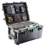 Pelican Watertight, crushproof, and dust proof Transport Case