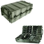 Pelican Long Case 1780RF with Rifle Foam Cut Insert