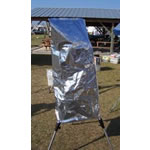 Astrogizmos Arcturus Desert Storm Covers 8 inch FORK-MOUNTED SCT - (Aluminized Telescope Cover)