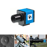 Imaging Source CCD Camera Low Cost Monochrome USB Astro Camera with High Resolution