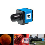 Imaging Source CCD Camera Low Cost, High Resolution USB Color Telescope Camera without IR Cut Filter