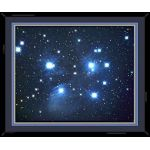 Poster - Pleiades Laminated