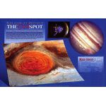 Poster - Galileo Red Spot Laminated